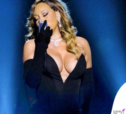 Mariah Carey BET Awards 2014 abito Rubin Singer