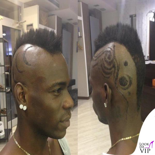 Mario Balotelli Hair Amos