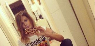 Simona Salvemini tshirt Dieci Tees tronchetti Zara cover Glamourshop Alessia
