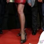 Valeria Marini Sanremo abito Seduzioni Diamonds 4