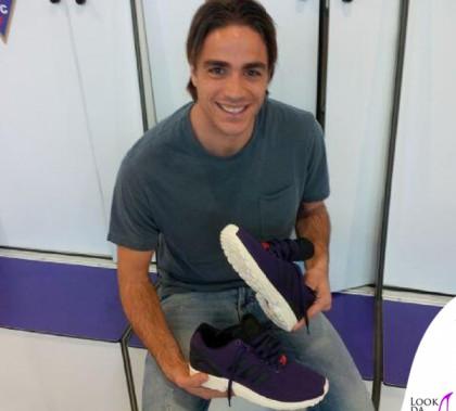 Alessandro Matri scarpe Adidas Consortium ZX FLUX