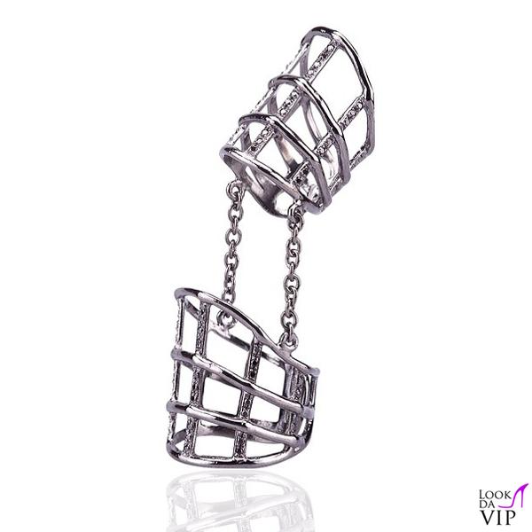 Anello Double Cage MVP Creations