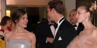 Ballo della Rosa Charlotte Casiraghi abito Chanel Beatrice Borromeo abito Armani Privè