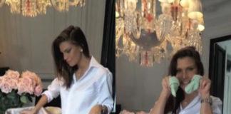 Claudia Galanti set borse Nanan 2