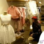 Cristina De Pin chiodo e stivali Mia Bag cappello Borsalino borsa Sicily Dolce&Gabbana 4