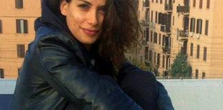 Giulia Michelini scarpe Geox SMART V