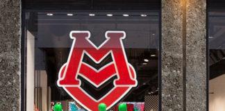 Love Moschino boutique Milano 1