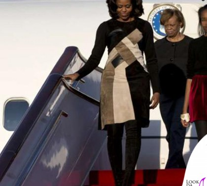 Michelle Obama abito Derek Lam