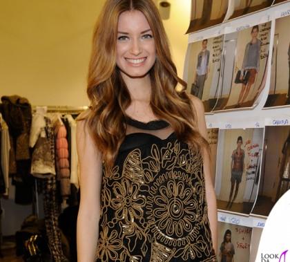 Miss Italia Giulia Arena top pantalone Roberta Scarpa 2