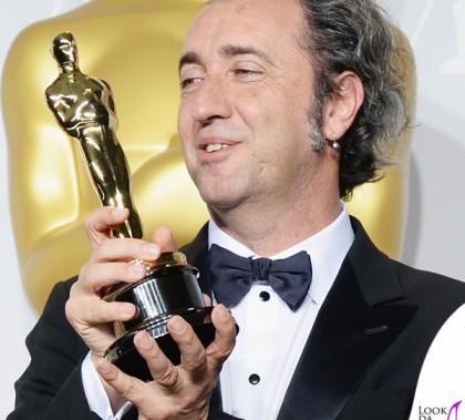 Oscar 2014 Paolo Sorrentino La Grande Bellezza abito Armani