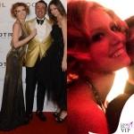 Oscar Party Alessandro Martorana 40 Compleanno Alessandro Martorana Elena Barolo abito Ralph Laurent 2