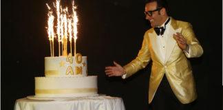 Oscar Party Alessandro Martorana 40 Compleanno Alessandro Martorana