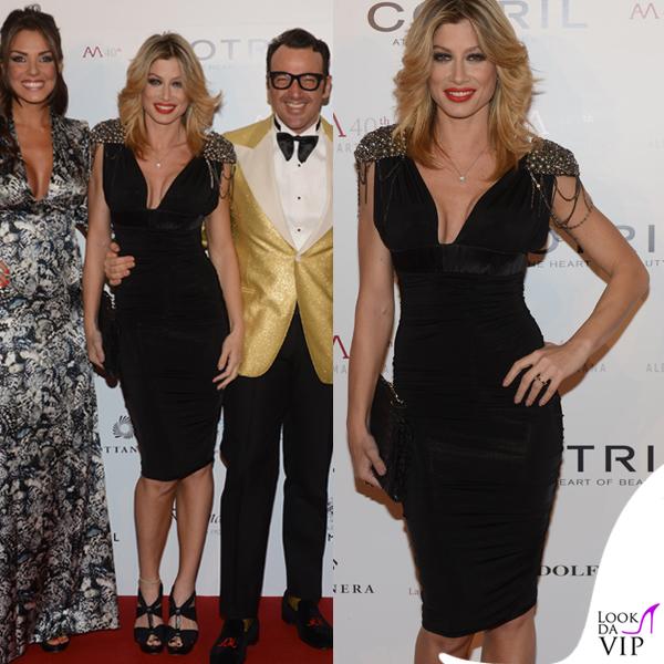 Oscar Party Alessandro Martorana 40 Compleanno Alessia Reato abito Antonio Croce Maddalena Corvaglia