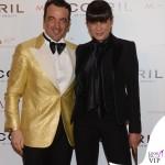 Oscar Party Alessandro Martorana 40 Compleanno Ana Laura Ribas total Carlo Pignatelli