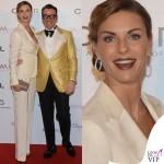 Oscar Party Alessandro Martorana 40 Compleanno Martina Colombari abito Alessandro Martona