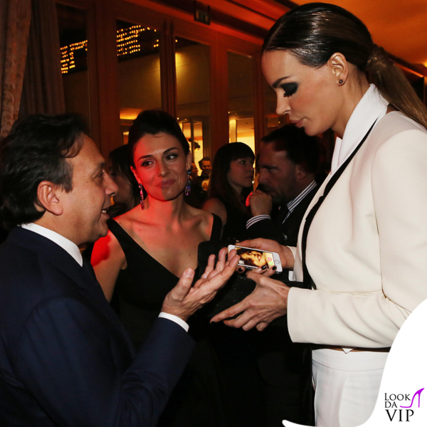 Oscar Party Alessandro Martorana 40 Compleanno Piero Chiambretti Federica Laviosa Nina Moric
