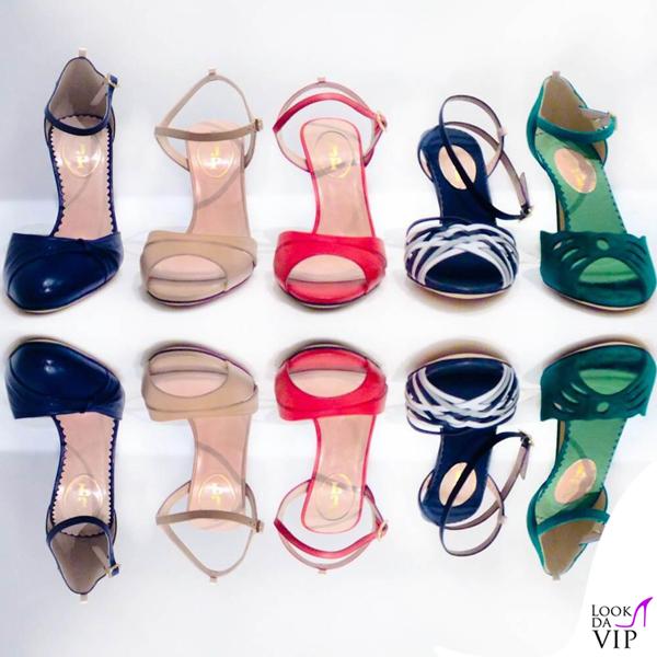 Sarah Jessica Parker scarpe SJP