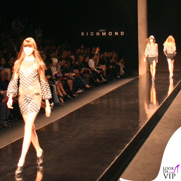sfilata John Richmond Milano Fashion Week