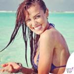 Alessia Reato bikini Yamamay viola 2
