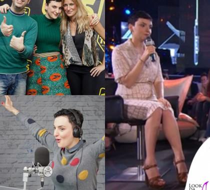 Arisa in Radio