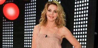 Claudia Gerini La Pista total look Gucci