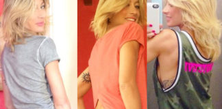 Maddalena Corvaglia pantaloni Freddy Wr.Up maglia Freddy