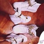 Mario Balotelli Fanny Neguesha scarpe Giuseppe Zanotti 2