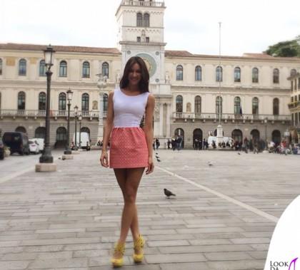 Melita Toniolo Lucignolo abito Gaelle Bonheur Paris scarpe Regina Shoes