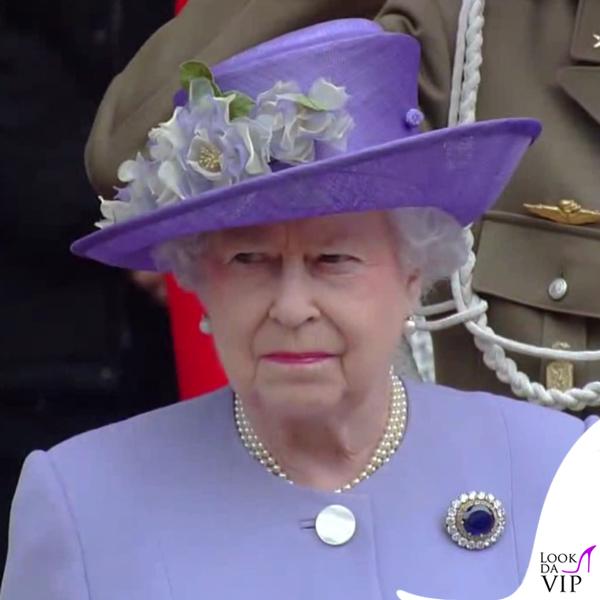 a9ed65ca8a9     · Regina Elisabetta abito cappotto Stewart Parvin cappello Rachel  Trevor-Morgan 2