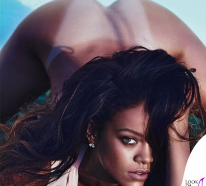 Rihanna Lui gioielli Sabine G top Palace Costume