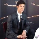 Roberto Bolle presentazione spot Eni total Dolce & Gabbana 4