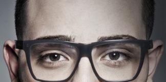 Rocco Hunt occhiali Gucci