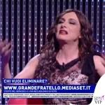 Vladimir Luxuria Grande Fratello 13 quinta puntata abito Gai Mattiolo 2