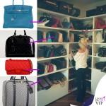 Wanda Nara borse Louis Vuitton Fendi Hermes Christian Dior Gucci Chanel 2