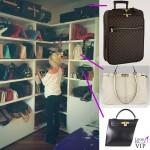 Wanda Nara borse Louis Vuitton Fendi Hermes Christian Dior Gucci Chanel 3