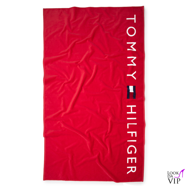 asciugamano Tommy Hilfiger 2
