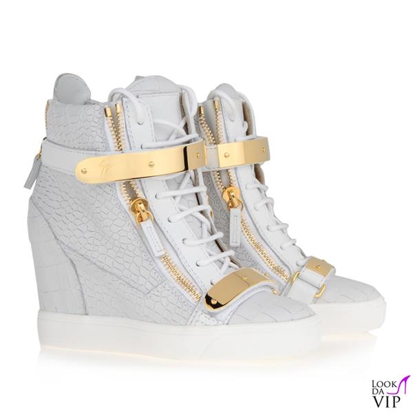 scarpe Giuseppe Zanotti sneakers donna