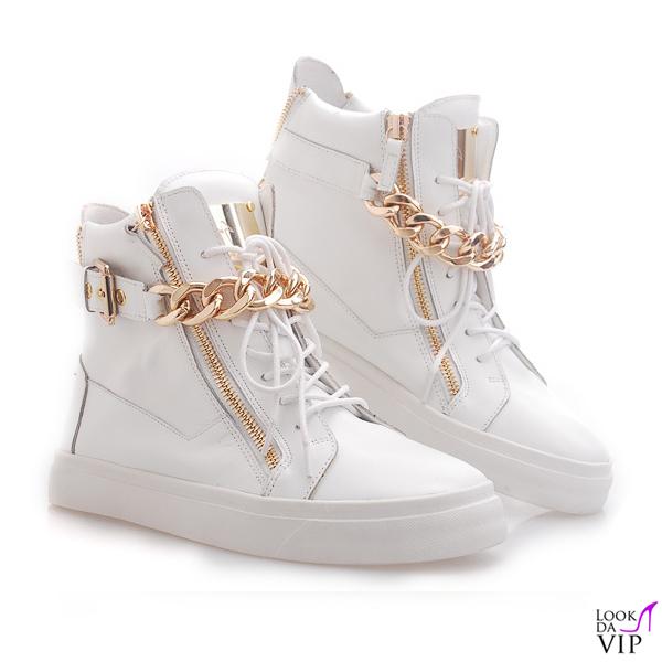 scarpe Giuseppe Zanotti sneakers uomo