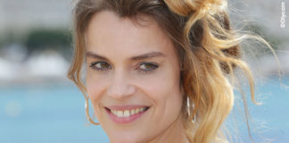 Cannes Film Festival Micaela Ramazzotti abito Prada pre fall 2014 sandali Miu Miu