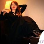 Cristina D'Avena scarpe My Heart Shoes collana Valentino
