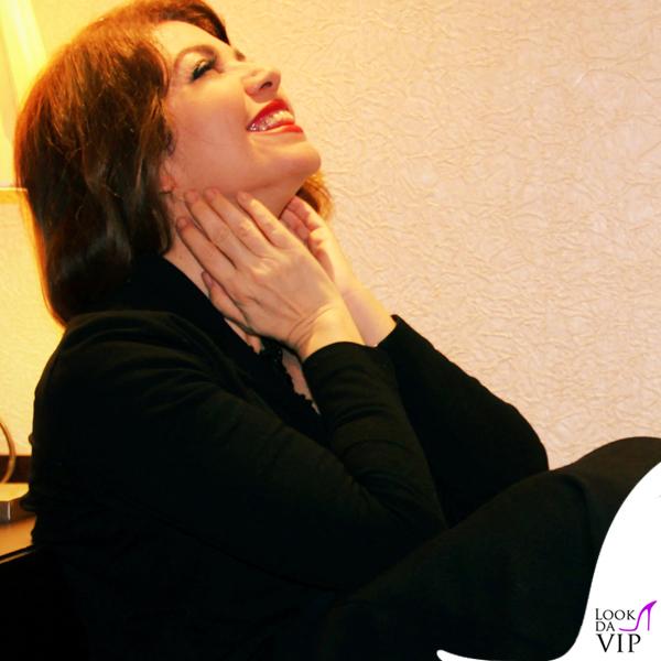 Cristina D'Avena scarpe My Heart Shoes collana Valentino 4