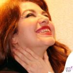 Cristina D'Avena scarpe My Heart Shoes collana Valentino 5