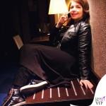 Cristina D'Avena scarpe My Heart Shoes collana Valentino 7
