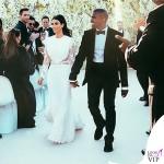 Kim Kardashian Kanye West matrimonio Firenze Forte Belvedere abiti Givenchy 2