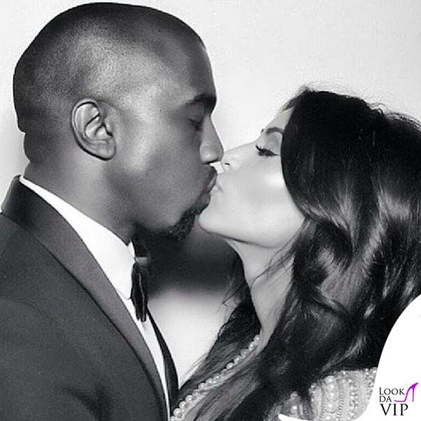 Kim Kardashian Kanye West matrimonio
