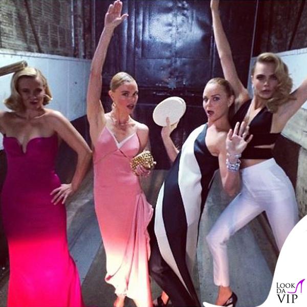 Met Gala 2014 Reese Witherspoon Kate Bosworth Stella McCartney Cara Delevingne total Stella McCartney