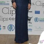 Michela Quattrociocche Montecatini sotto le stelle abito Dolce Gabbana 3