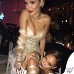 Rita Ora Met Gala 2014 abito Donna Karan Atelier 2