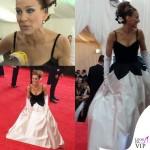 Sarah Jessica Parker Met Gala 2014 abito Oscar de la Renta