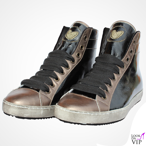 scarpe My Heart Shoes Glamour Bronze